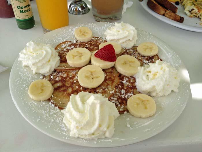 Banana Pancakes Ben & Jerry's