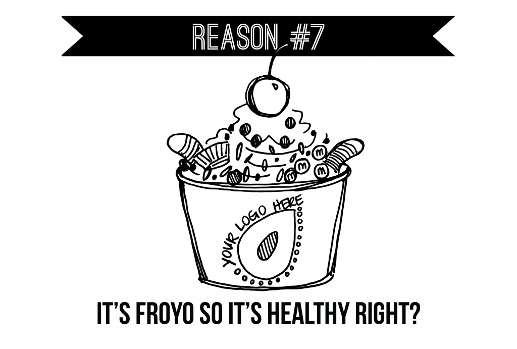 Reason #7 - Froyo is Inescapable