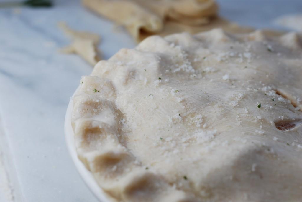 precooked pie