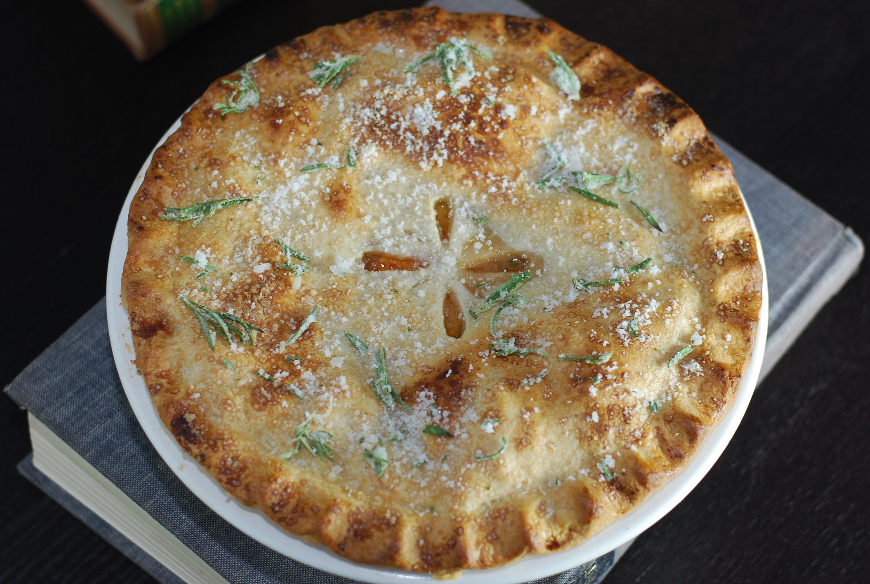 Pie Crust (Ina Garten's Perfect Pie Crust from Foodnetwork.com):