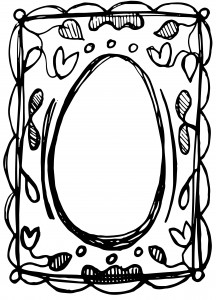 Medieval Egg Art
