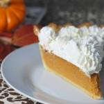 Chipotle Pumpkin Cream Pie