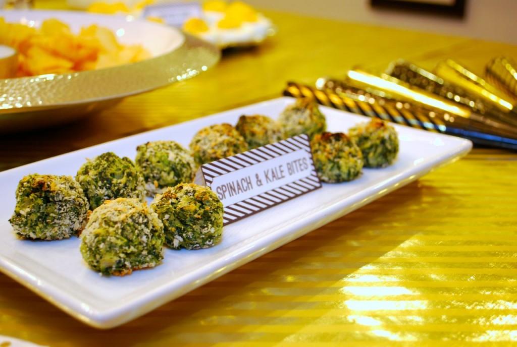 Trader Joe's Spinach Kale Bites