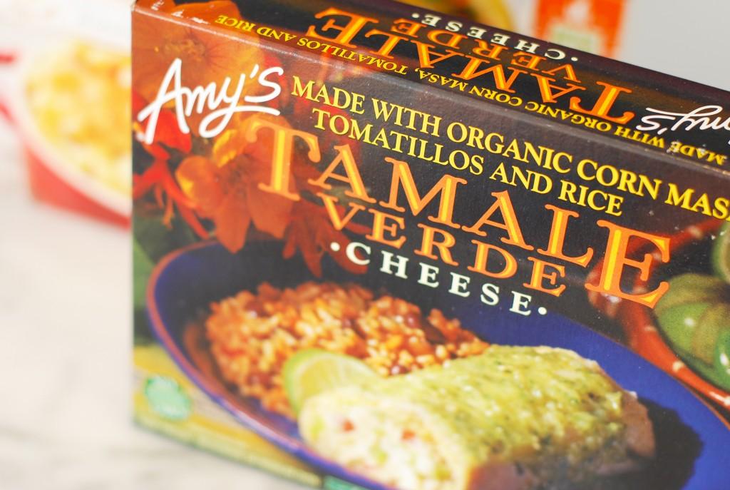 Amy's Tamale Verde | Getinmymouf.com