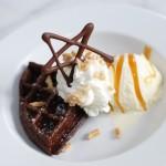 Flourless Chocolate Waffle | getinmymouf.com