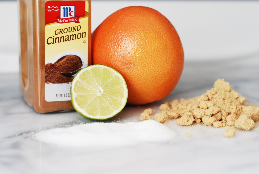 Grapefruit Cinnamon Simple Syrup | getinmymouf.com
