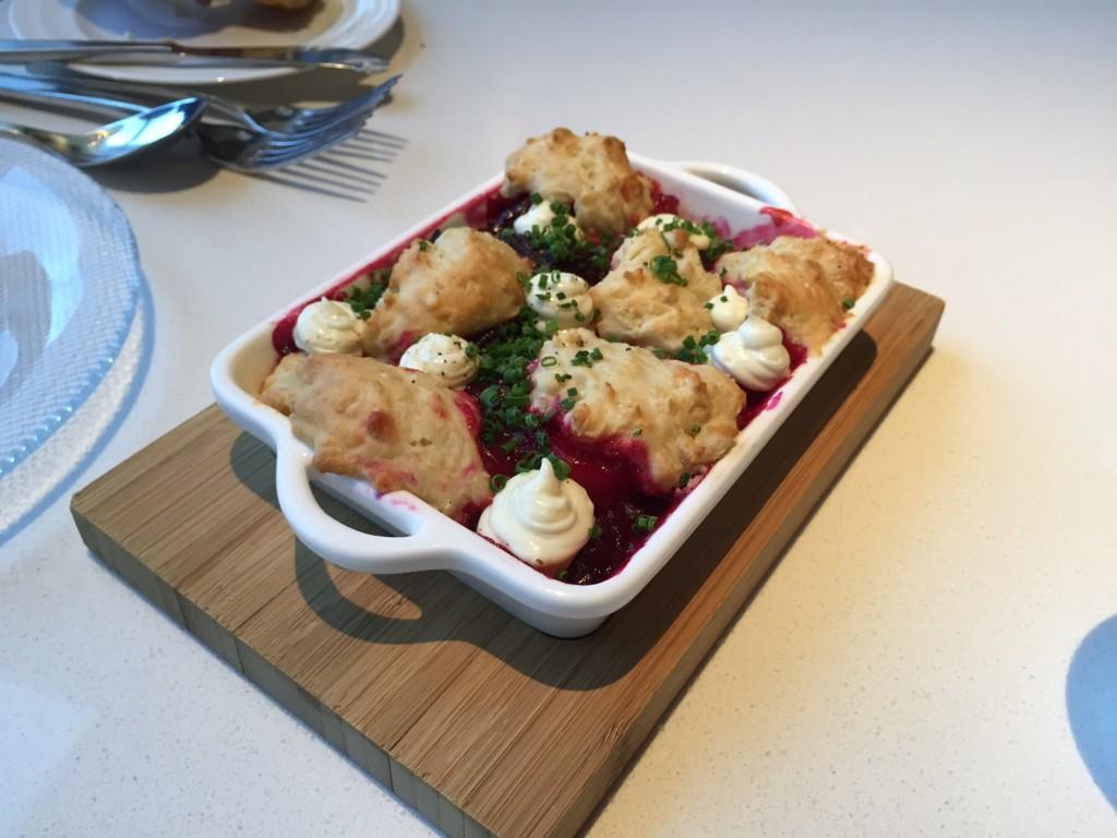 Harvard Beets | America Eats Tavern | getinmymouf.com