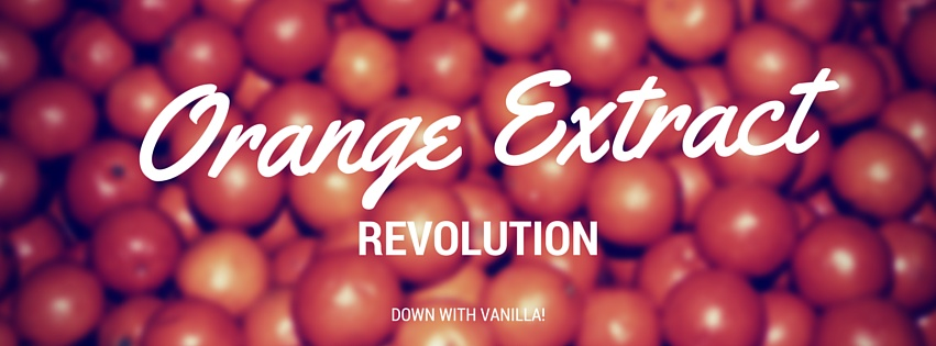 Orange Extract revolution