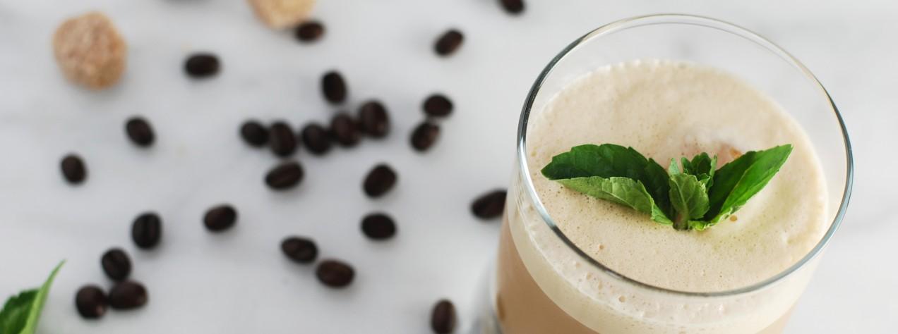 Mojito Iced Latte | getinmymouf.com