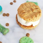 Peanut Butter Ice Cream Sandwich | getinmymouf.com