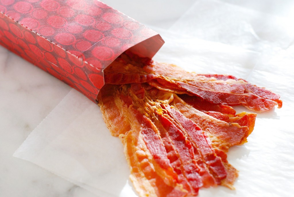 The Pizza Hut Bacon Box | getinmymouf.com