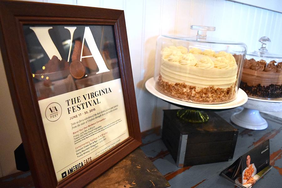 Virginia Festival @ America Eats Tavern | getinmymouf.com