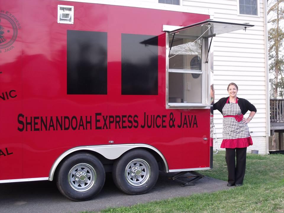 Shenandoah Express Juice & Java | getinmymouf.com