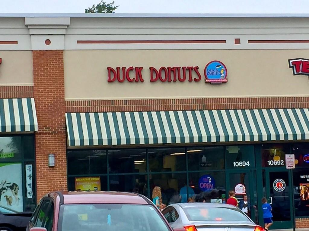 Duck Donuts - Fairfax, VA | getinmymouf.com