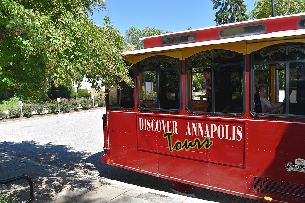 GET IN MY MOUF | Discover Annapolis Trolley
