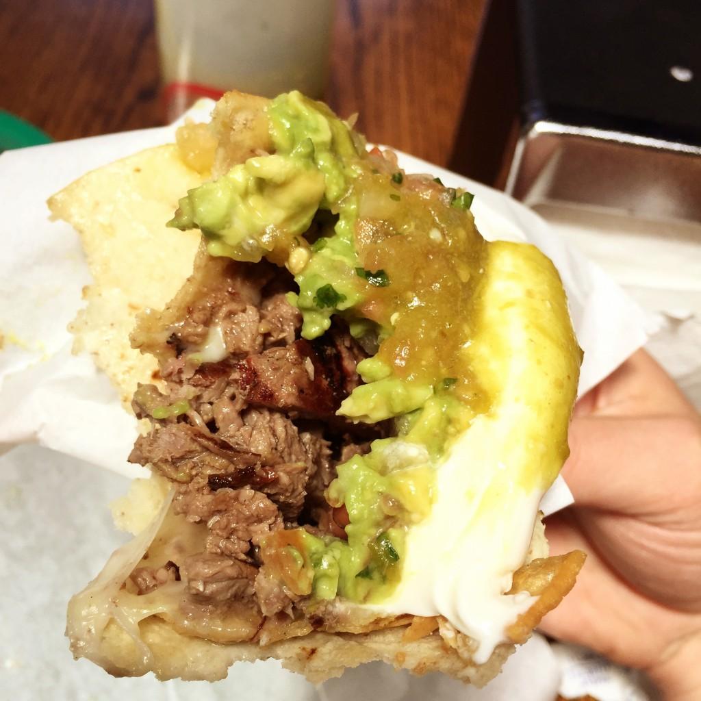 Carne Asada Tacos Dorados - La Taqueria