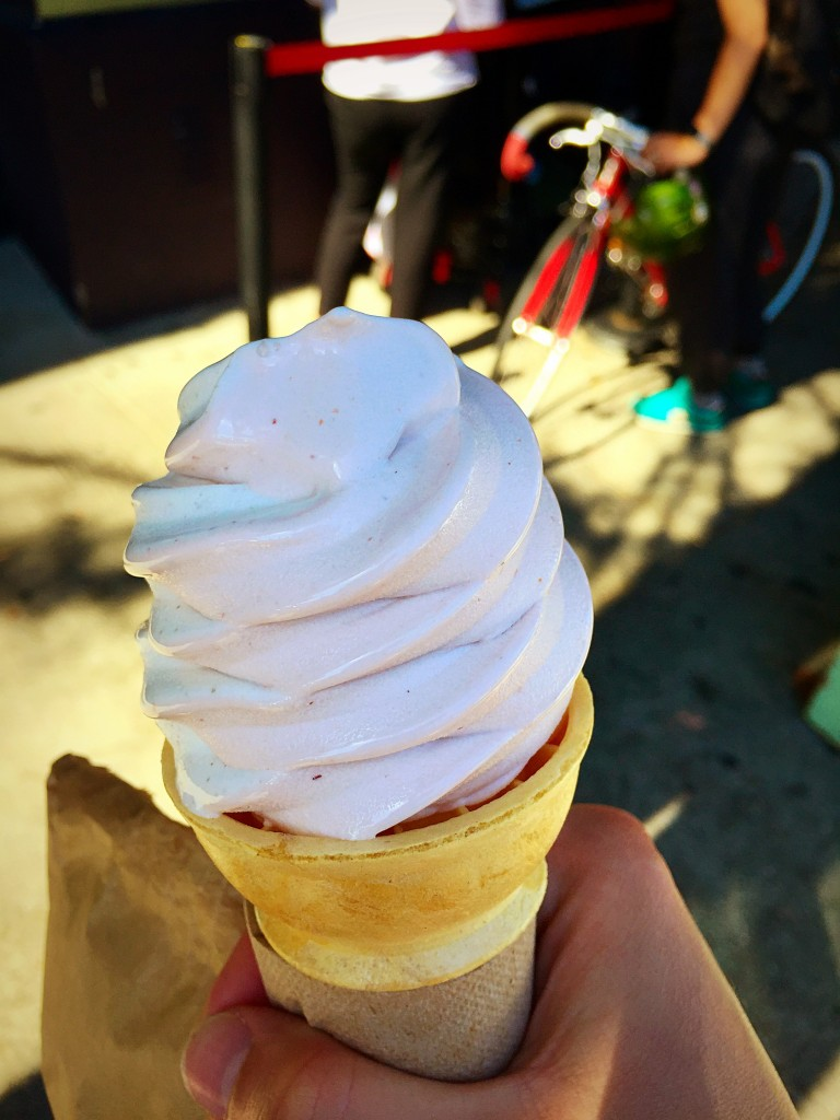 Strawberry Soft Serve - Bi-Rite Creamery