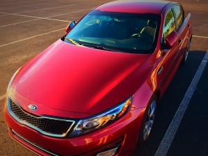 Kia Optima Review #DriveKia