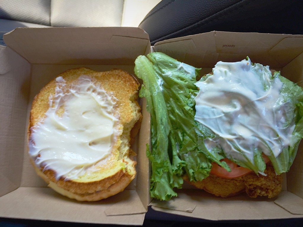 McDonald's Buttermilk Crispy Chicken Review #getinmymouf