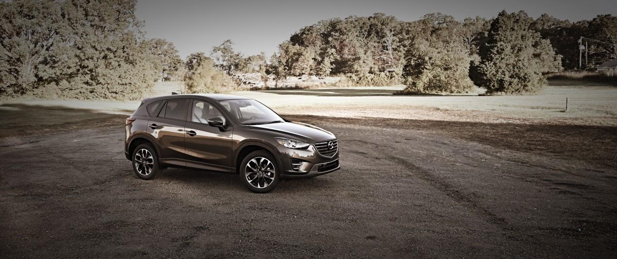 2016 Mazda Cx 5 Review