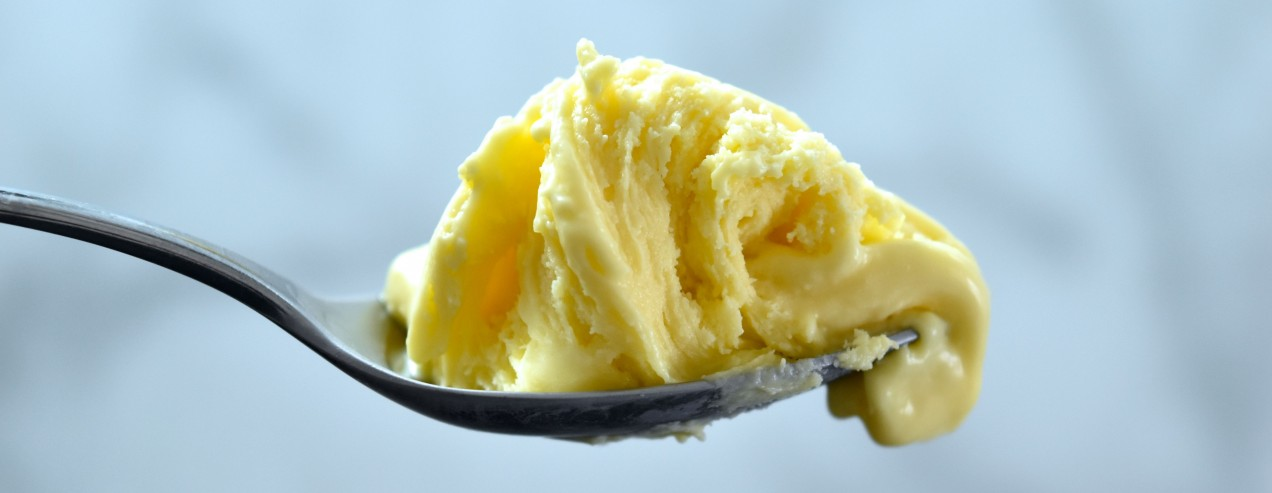 Brown Butter Frozen Custard | getinmymouf.com