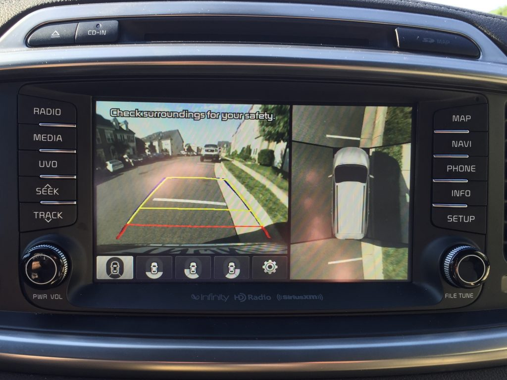 2016 Kia Sorento SXL AWD | #DriveKia | getinmymouf.com
