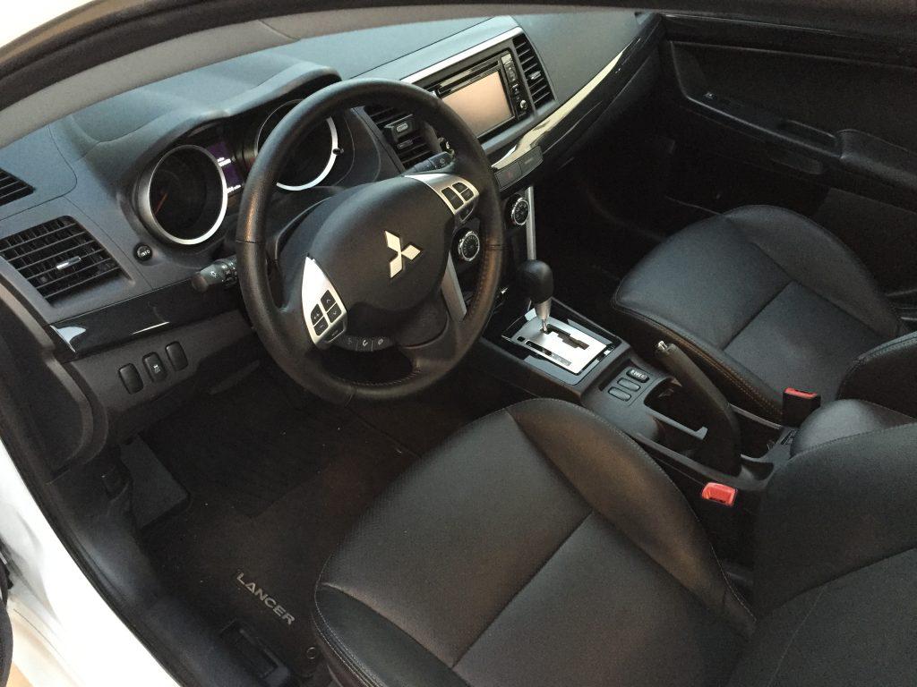 2016 Mitsubishi Lancer SEL AWC | getinmymouf.com