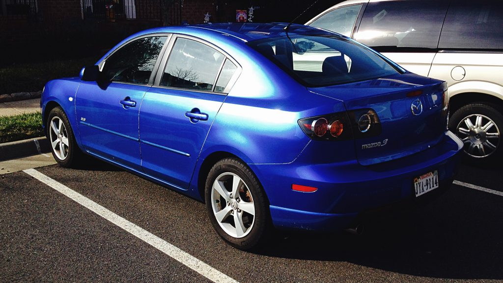 2006 Mazda3 S | getinmymouf.com
