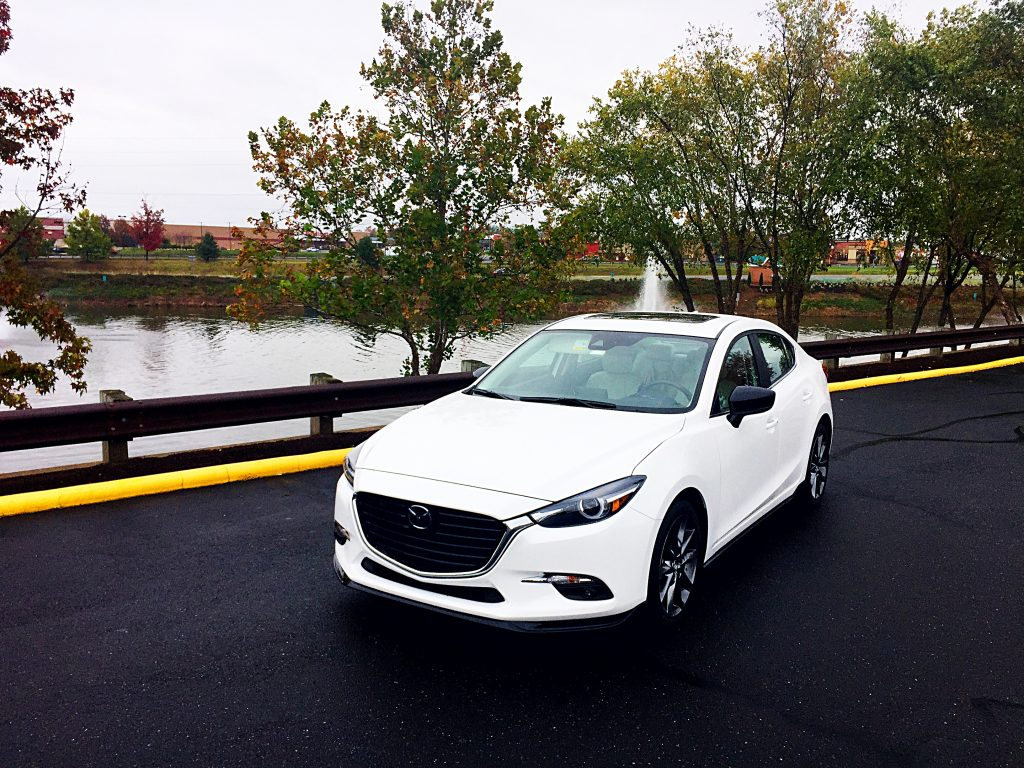 2018 Mazda3 Grand Touring | getinmymouf.com