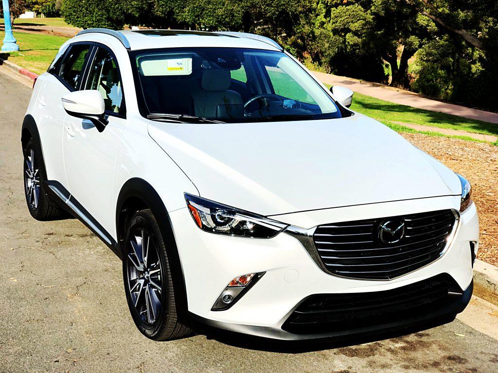 2018 Mazda CX-3 | getinmymouf.com